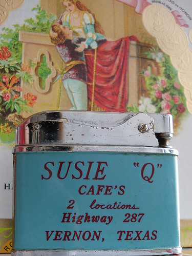 susie Q lighter