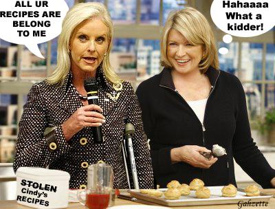 Cindy McCain and Martha