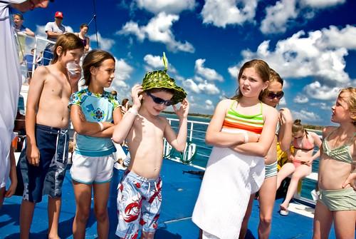 Viajes en Cruceros con la familia