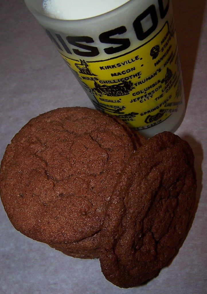 GIANT Chocolate Sugar Cookies Grade: A
