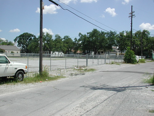 Vacant Lot in 300 Block of N Lopez