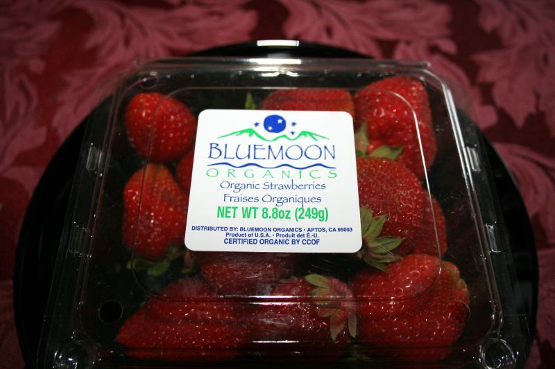 Blue Moon Strawberries
