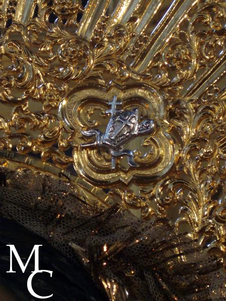 Diadema de Nuestra Señora de Consolación y Correa en sus Dolores