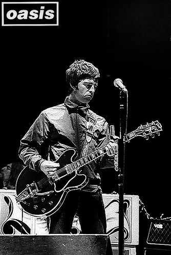 Noel Gallagher © Lividfiction