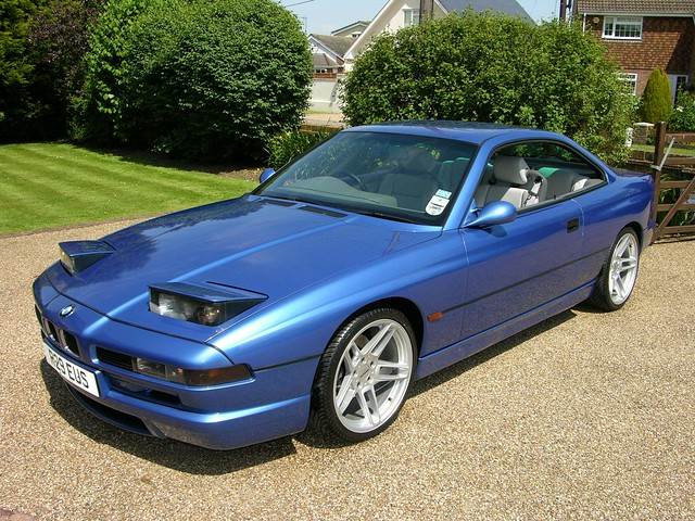 cars sport automotive bmw ci 840 estorilblue thecarspynet bmw840cisport