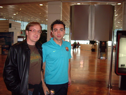 Xavi Hernandez - Jorge Ezquerra