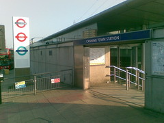 Picture of Canning Town Station