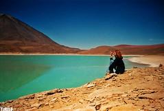 Laguna Verde - Deserto do Atacama (TLMELO) Tags: lake verde green film volcano desert bolivia atacama tiago lagoa filme laguna thiago justdoit bolívia vulcão impossibleisnothing keepwalking licancabur desertodoatacama platinumphoto tlmelo