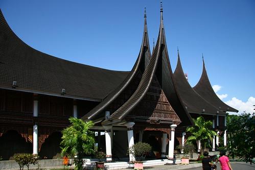 The Minangkabau-style Rooftop