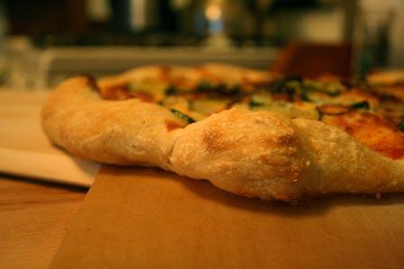 Zucchini Pizza Recipe Smitten Kitchen