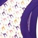 Giraffes Trainers Medium 2T/3T *Hidden Seams*