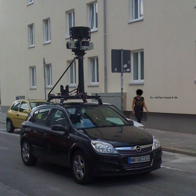 Googel Streetview München