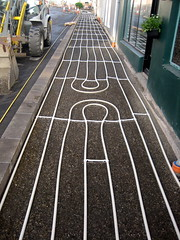 Radiant Heated Sidewalks