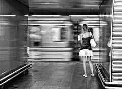 = | = (Monia Sbreni) Tags: blackandwhite bw blancoynegro girl subway blackwhite prague metro praha praga bn metropolitana bianconero biancoenero ragazza blancinegre blanconegro repubblicaceca eskrepublika bnvitadistrada sfidephotoamatori moniasbreni bnviaggio photoartbloggroup