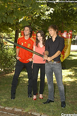 ana ben barnes and William Moseley by indira.angel