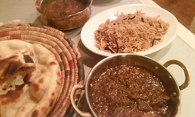 Liver Curry