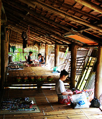Daily Life in Longhouse