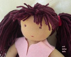 I3 inch waldorf doll (orit dotan) Tags: sculpture wool toys soft handmade fairies   naturalkids  waldorfdolls     oritdotandolls    waldorfeducation privatelessonstheraphy