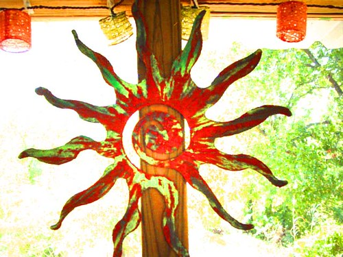 Sun Porch Decor