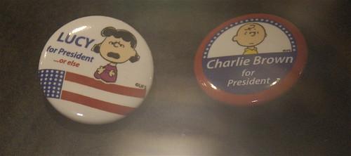 Comic Con 2008: Election