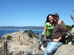 Jeff and Diane Point Lobos