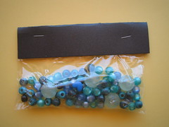 Beads (ONE by one) Tags: gift presents supplies regalos materiales recibidos maluciana26