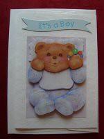 Baby Boy Teddy by Valmade.