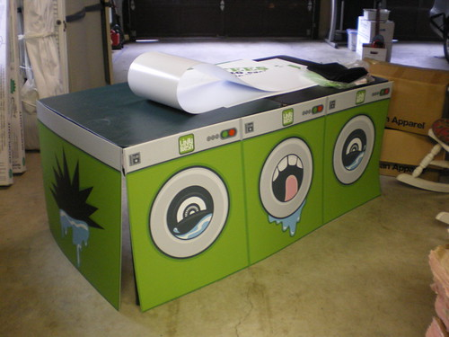Washing Machine counter