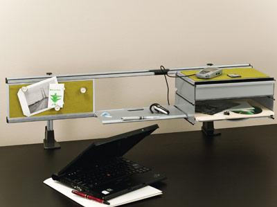Stoa Modular Rail System