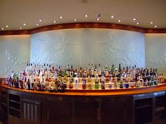 QE2's Crystal Bar (Rob Lightbody) Tags: ocean cruise 2 bar elizabeth bottles crystal drink queen cruiseship booze queenelizabeth2 cunard qe2 liner oceanliner cruiseliner crystalbar
