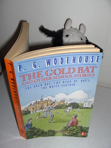 A Wodehouse a Week #69: The Gold Bat