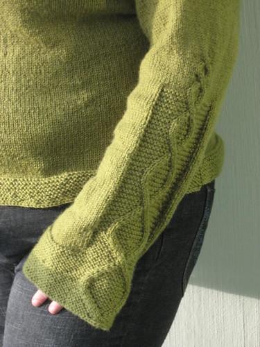 sleeve details