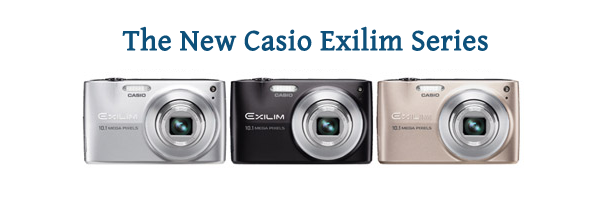 Casio announces EX-Z300 - EXZ250 and EZ-Z85 cameras