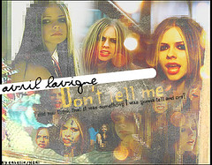 Don't tell me (Enkelin) Tags: me tell dont avril nani lavigne enkelin
