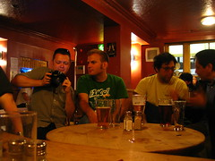 Geeks in the pub
