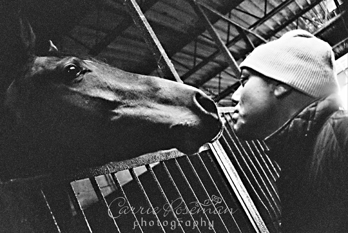 Mikey&Horse