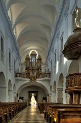 Premonstratensian Monastery in Louka (jandudas) Tags: abandoned europe czech central eu tschechien monastery baroque bohemia decayed barocco checa moravia morava tsjechi ceca esko mhren tchquie znaim