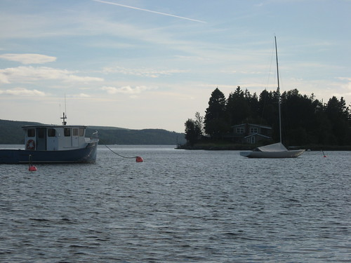 Waterfront, Baddeck
