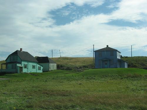 Cheticamp Village