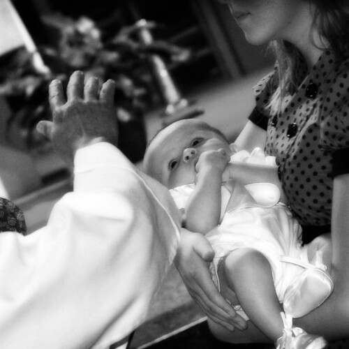 Photo Shoot: Child Baptism