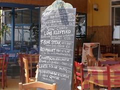 restaurant paleohora hania chania