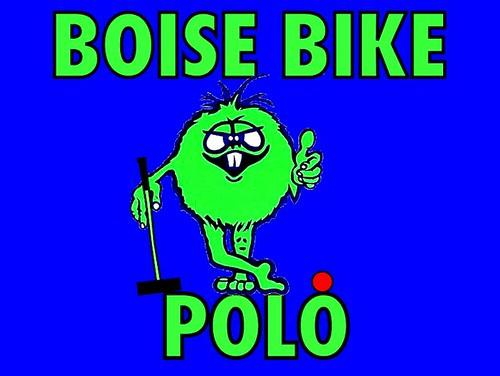 Boise Bike Polo logo