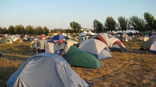 Rohnert Park Tent City