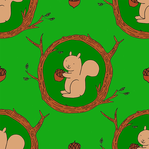 Squirrel design