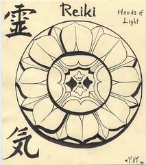 Reiki for Arjuna