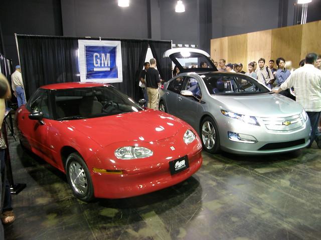 electriccar hybridcar ev1 altcar chevyvolt