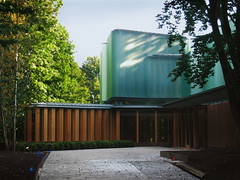Integral House #2 (livinginacity) Tags: torontostyle architect architects architecture architdose building buildings house home residential toronto canada contemporary mathmatics mathmatical curve wave waves sublime surreal somethingnew city ravine urban urbanism shimsutcliffearchitects shimsutcliffe modern scifi sensuous unique design cool awesome wow recent new wicked superb wonderful joyous a integralhouse mathematician musician activist
