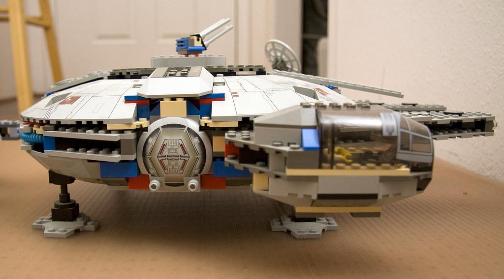 7190 Lego Millennium Falcon Starstreak007 Tags Millenium