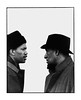 Sonny Rollins and Don Cherry (Roberto Polillo (jazz)) Tags: cherry trumpet jazz rollins sax saxophone sonnyrollins doncherry polillo showonmysite
