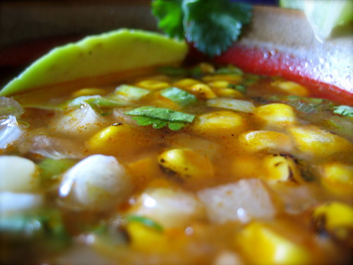 Mexican Chayote Soup
